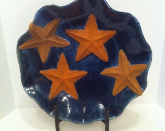 Shallow Tide Pool - Pottery Bowl