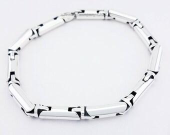KARDAN Silver 925 Unisex Bracelet