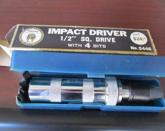 Vintage impact driver