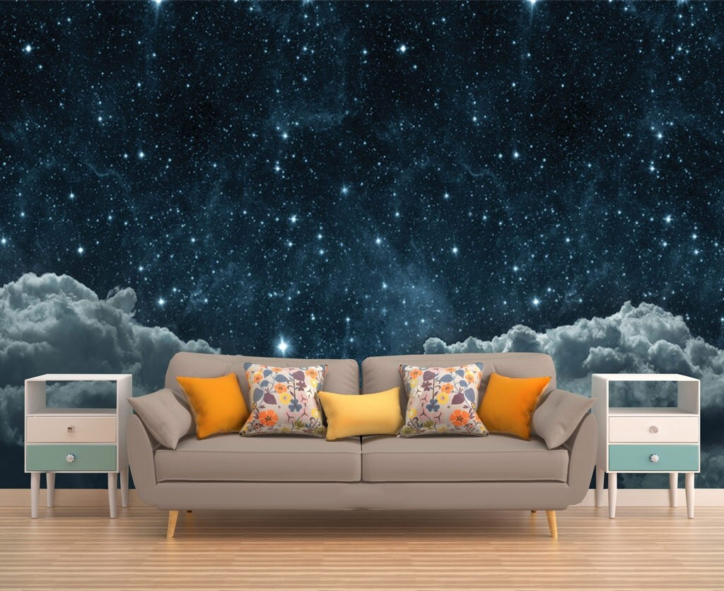 space wall mural outer space wall mural galaxy wallpaper zoom