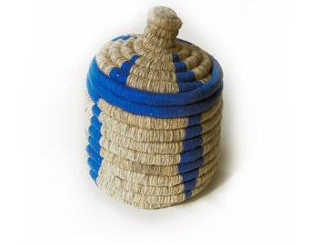 BERBER BASKET No.5 / woven african basket
