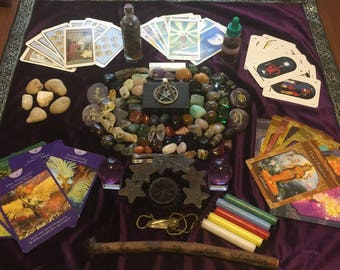 Full Tarot or Rune Reading