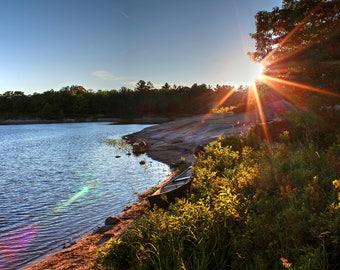 Ontario Photography - McCrae Lake Sunset