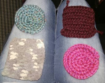Coasters and pot holders