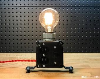 Steampunk Lamp Etsy