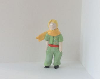 Figurine based on the Little Prince
