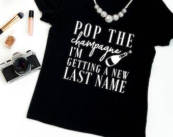 Bride Shirt, Wedding Party Shirt, Bridal Party Shirt, Bridal Shower Gift, Wedding Shower Gift, Bachelorette shirt, Bachelorette Gift
