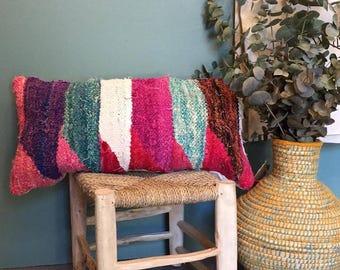 boucherouite cushion