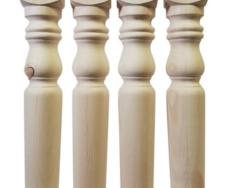 29'' Set of 4 Table Legs Style:1261