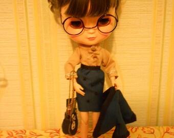 Clothes for Blyrhe, skirt for Blythe\юбка для Блайз