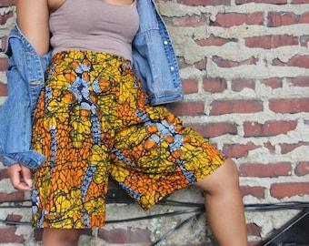 Kitenge Summer Shorts