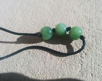 Siberian green bead