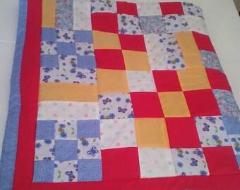 Beautiful Patchwork Quilt