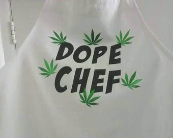 Dope Chef - Cooking Apron