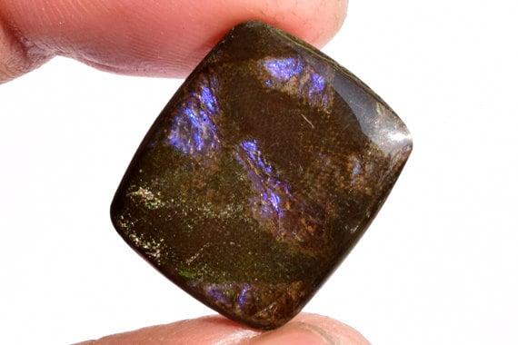Piedra preciosa ammolita