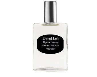 H FOR MAN Eau de Parfum 100ml spray Collection David LISS man