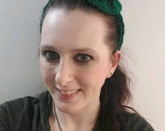 St Patrick's day hat headband