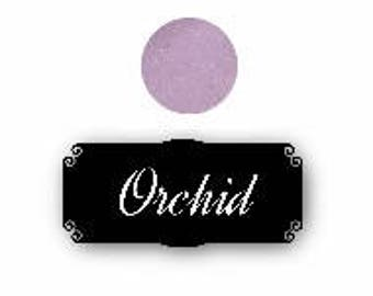 Pressed mineral eyeshadow - Orchid