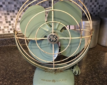 General Electric Desk Fan