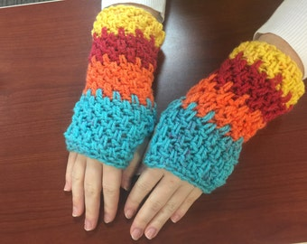 Wristers (Fingerless Gloves)