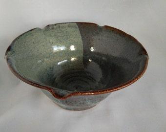 Dinner bowl, breakfast bowl, pottery, stoneware