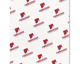 Nekoosa 2 Part Carbonless Paper Straight/ Reverse