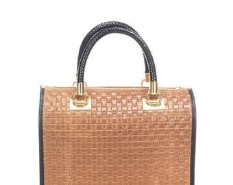 The Gia by Pelle Mallory - Ladies Italian Leather Handbag