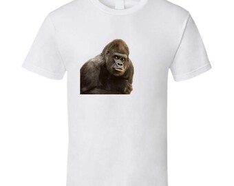 Cute Gorilla T Shirt