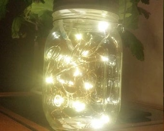 Large Firefly Jar
