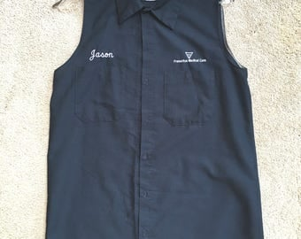 Gas Station Collared Tank - Sample
