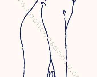 Print: Skirt (2)