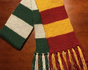 Mixed House Scarf