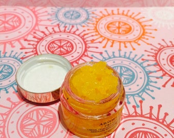Sweet Lemon lip scrub