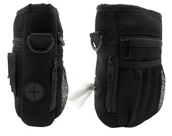 Treat Pouch Dog Training Bag Multi-Purpose (New Ver. 2.0 - Black)