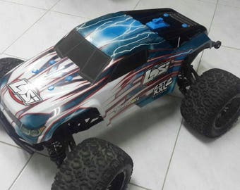 D3 printed losi lst xxl 2 - e quick release body