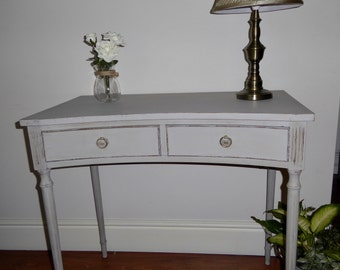 Vintage French Style Console Table