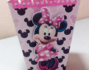 Minnie Mouse candy Boxes