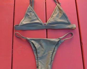 CAMOUFLAGE brazilian bikini set