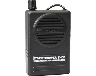 Star Wars Stormtrooper Voice Amplification Unit