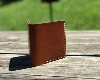 Leather Bi-Fold, Mens Leather Wallet, Leather Wallet
