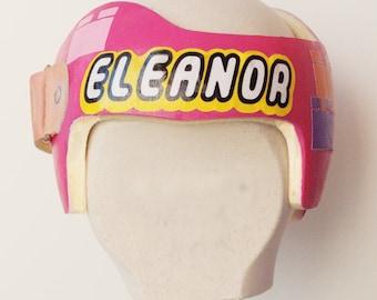 Baby Helmet Decal Etsy - Baby helmet decals