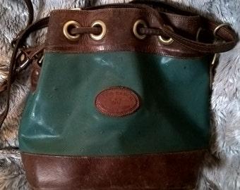 King Ranch Bag,  Vintage King Ranch Shoulder Bag, Rare King Ranch Shoulder Bag