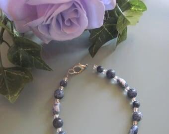 Stone Medicine Jewelry Sodalite
