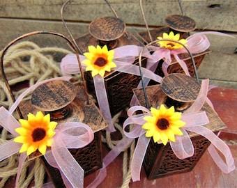 Set of 6 Rustic Mini Candle Lanterns,Rustic Wedding Decor,Mini Lace Lanterns,Moroccan Lanterns,Mini Wedding Lanterns,Candle Holders,lantern