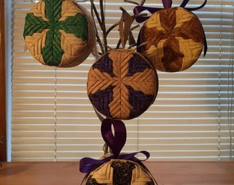 Celtic Cross Ornaments