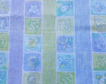 Nature Strips Fabric