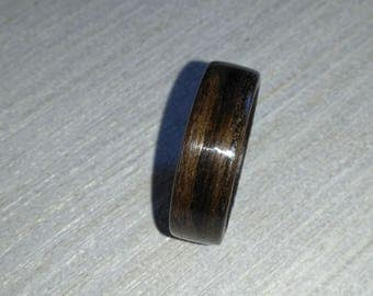 Wenge Bentwood Ring