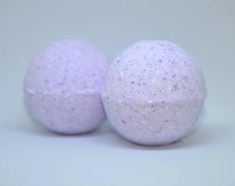 Lavender Rosemary Bath Bomb