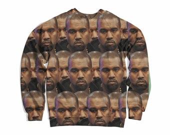 Smug Mug Kanye Sweatshirt