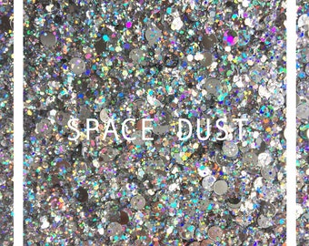 Space Dust Festival Glitter for Face and Body